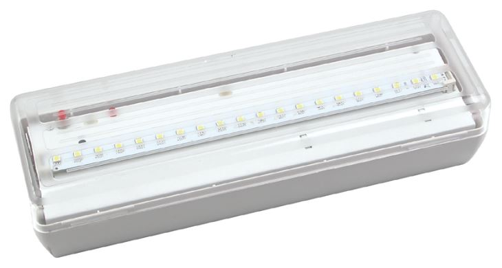 Contact NowLX-801L TUV CE LED Bulkhead Emergency Light(Non-maintained)