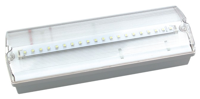 LX-804L TUV CE LED Bulkhead Emergency Light(Non-Maintained)