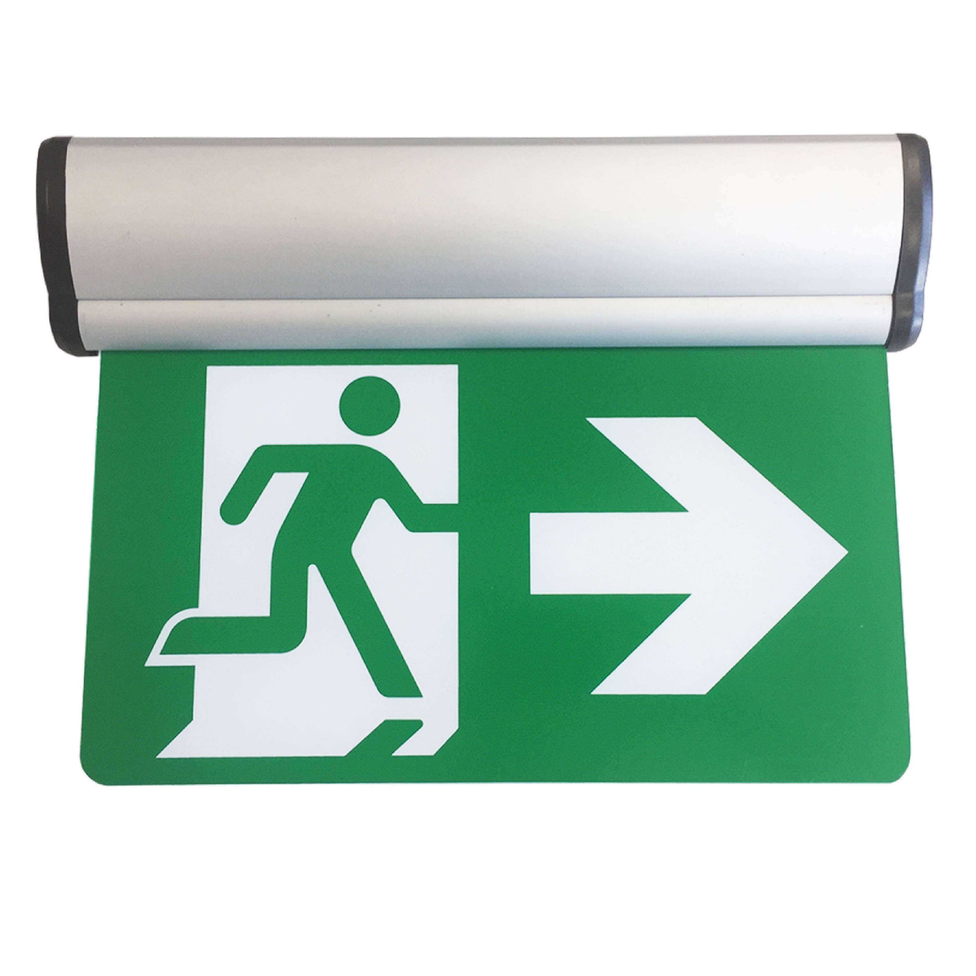 LX-741A34R/G UL Exit Sign