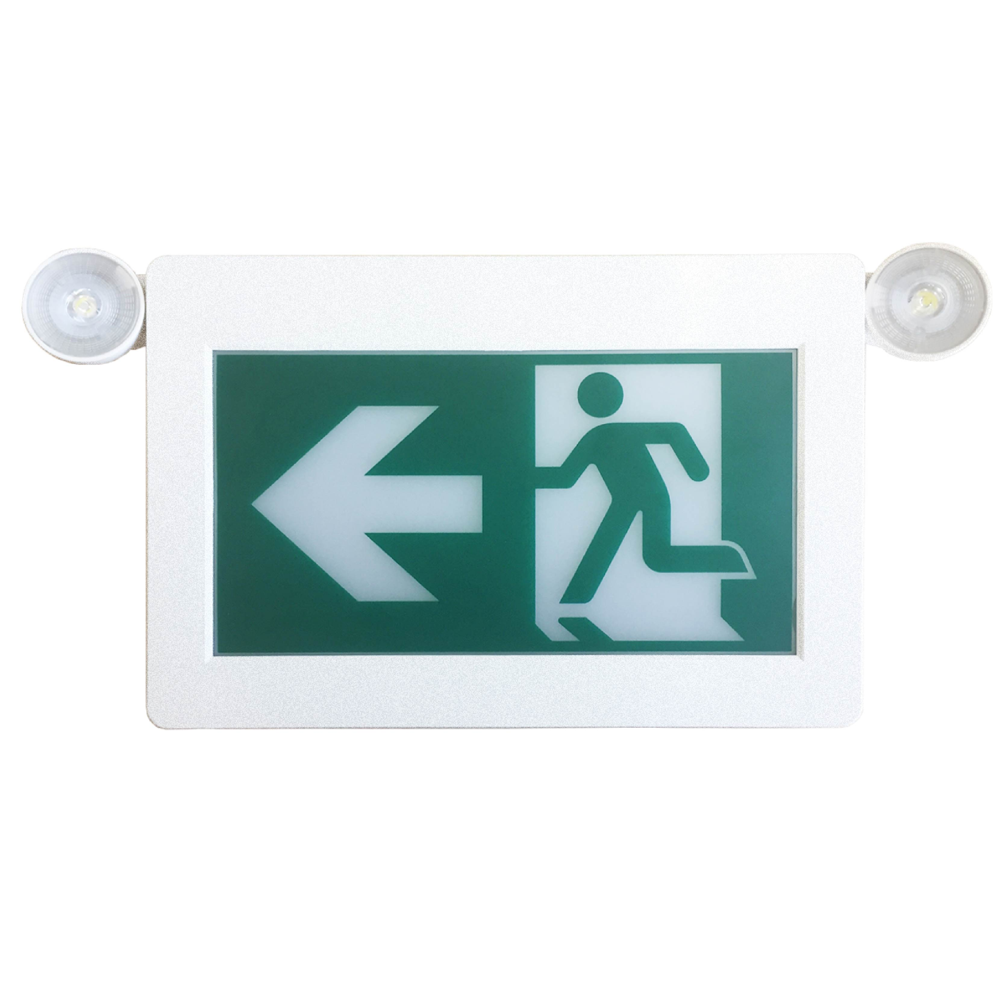 LX-754A34R/G UL Exit Sign