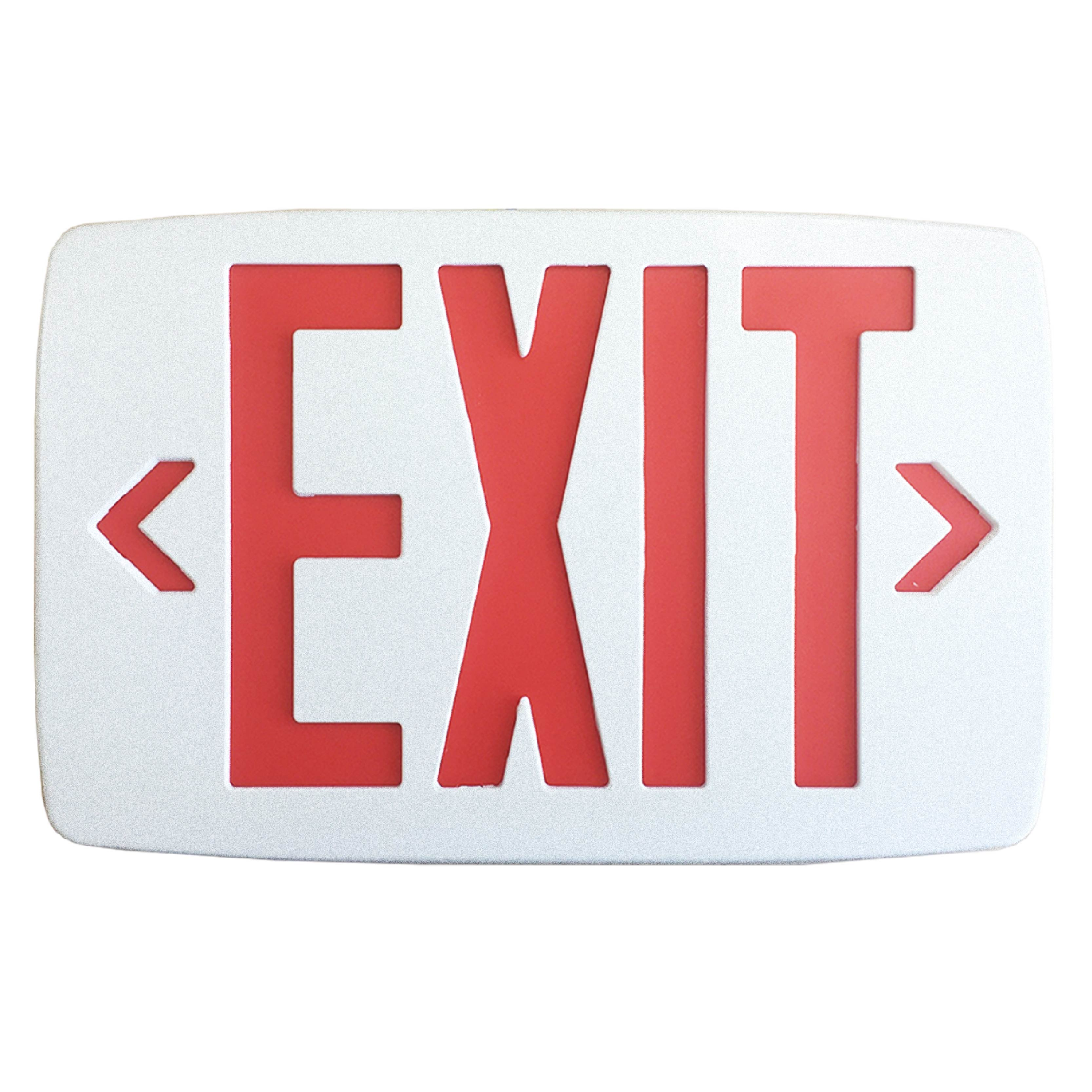 LX-755A12R/G UL Exit Sign